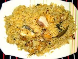 Chicken biryani muslim style - photo#16