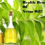 Ways To Use Neem Oil