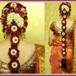 Most beautiful South Indian wedding hairstyles for Long Hair