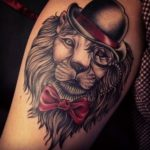The Trendy Seven Lions tattoos