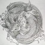 That Fishy Tale tattoo designs