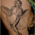 Everything Marilyn Monroe Tattoo Designs for You