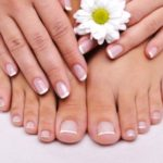 Creative French Pedicure At Home In An Affordable Price