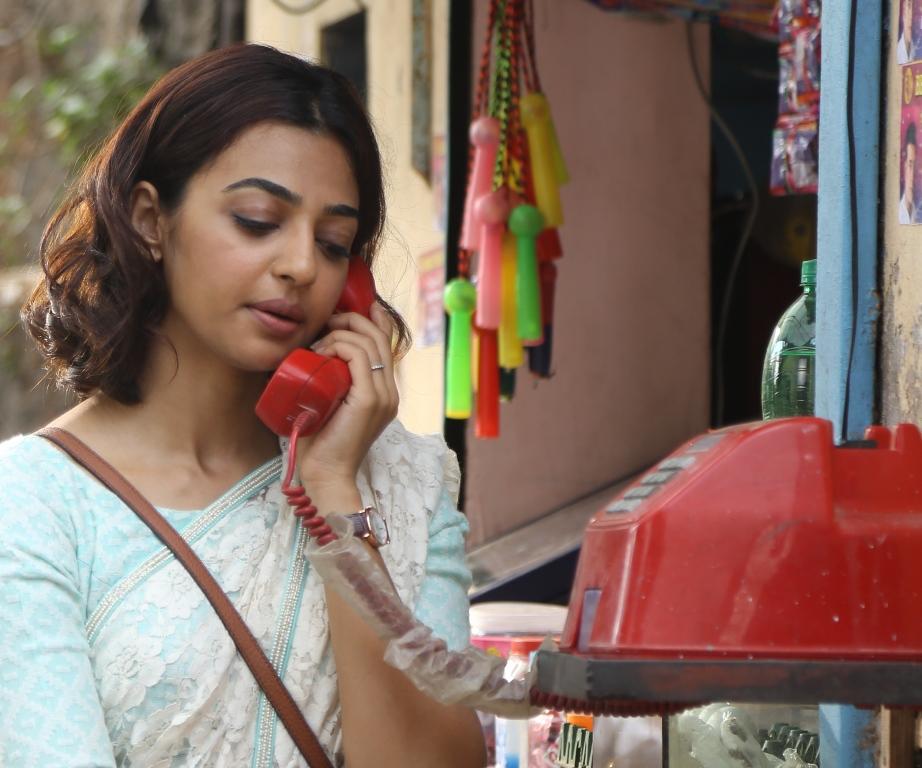 Radhika Apte without makeup