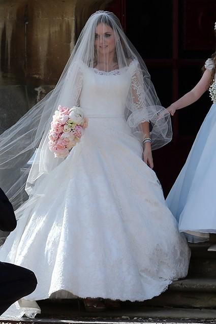The Christian Bridal Look, Indian Bridal saree
