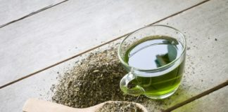 Great Health Benefits of Green Tea