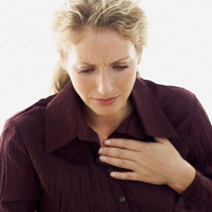 How to Control Acid Reflux and Get Rid of Heartburn