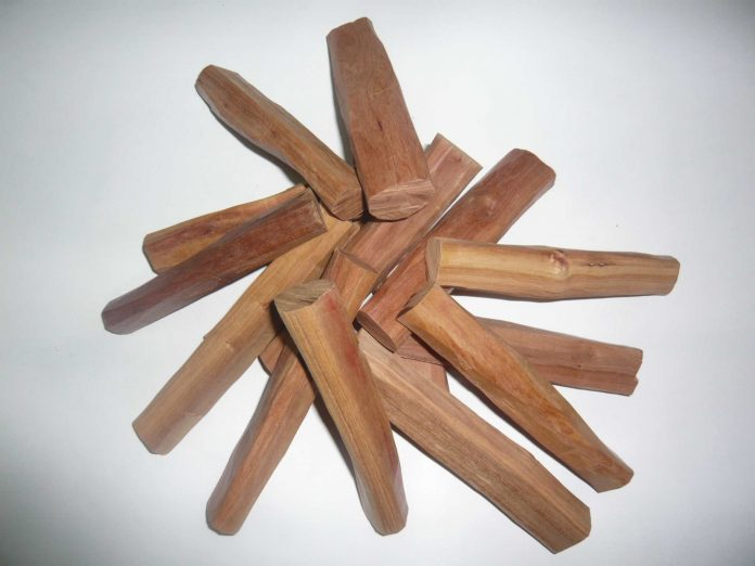 Sandalwood cures many Skin problems