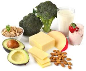 osteoporosisdiet 300x248 - Food rich in Calcium content