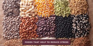 foods to reduce stress