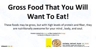 Gross Food That You Must Eat