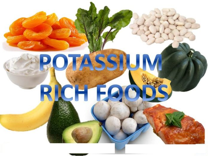 Health benefits of potassium