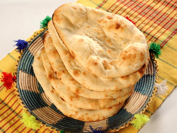 07 naan - How to make naan with yeast