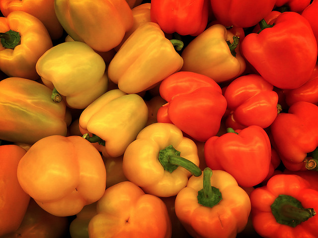 10 Hidden health Benefits of Capsicum or bell peppers