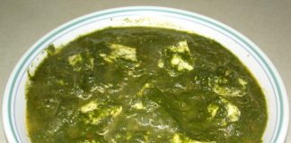 Six healthy reasons to eat more palak paneer