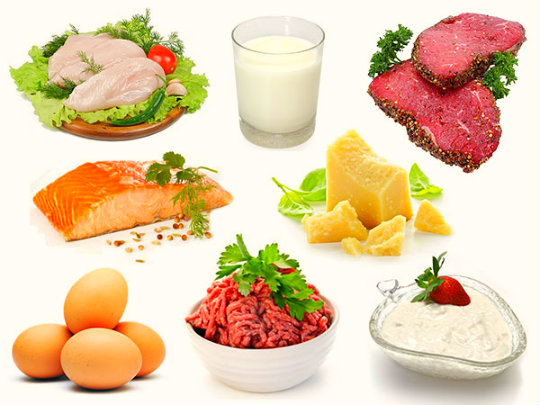 seven Iron Rich natural foods to treat anemia