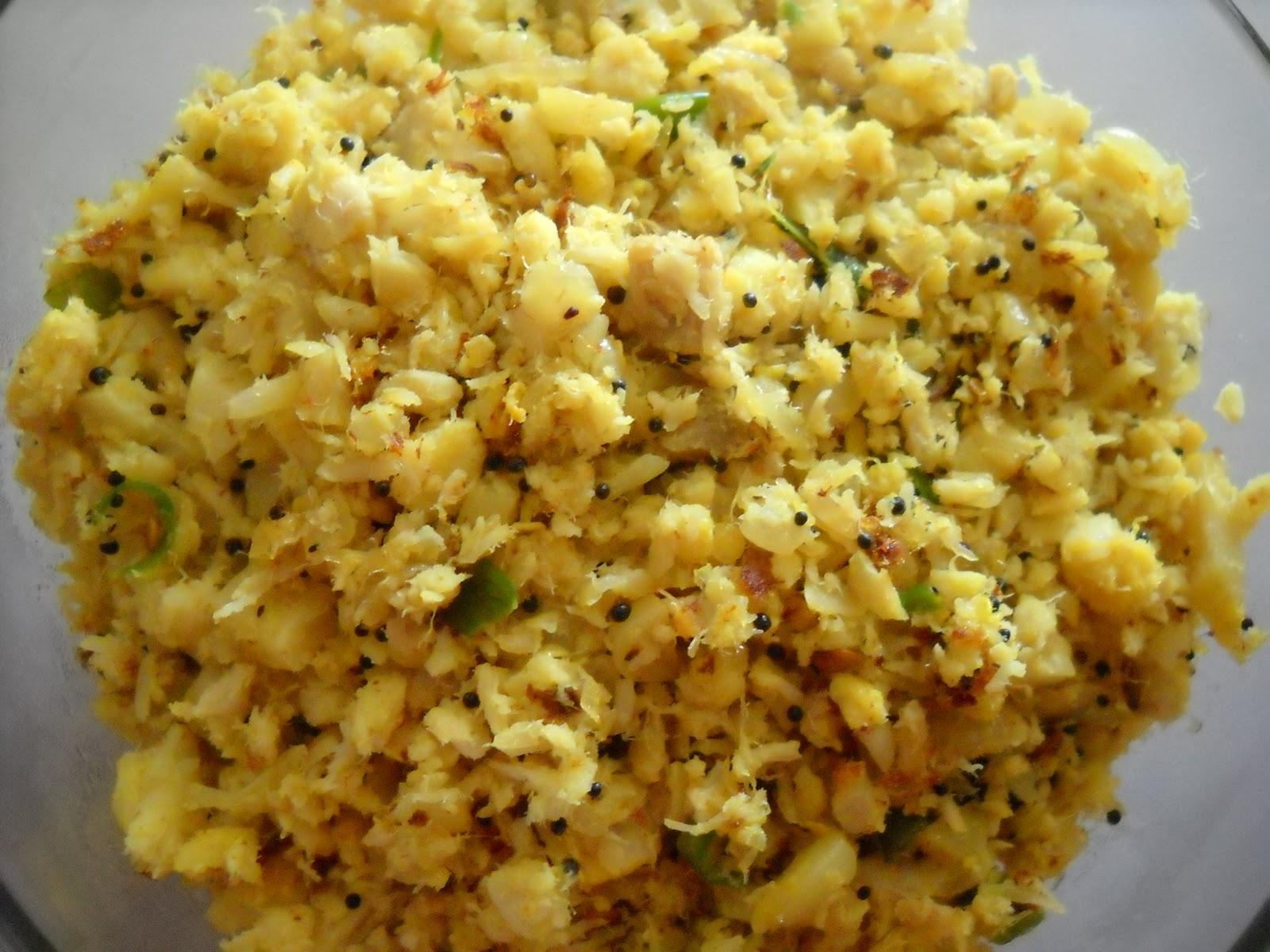 How to make Shark Curry or Sura puttu recipe ?