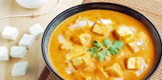 Punjabi paneer chole recipe