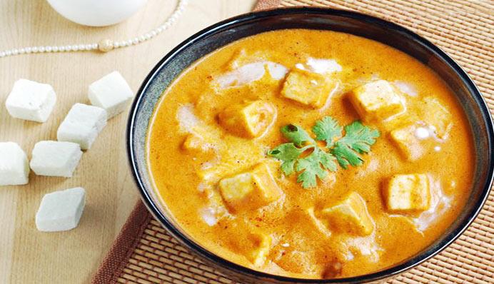 Punjabi paneer chole recipe