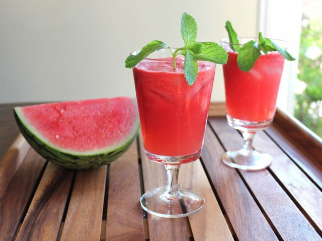 Watermelon Chiller 640x479 - Summer Refreshing-Water Melon Juice