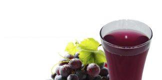 easy & healthy Grape juice