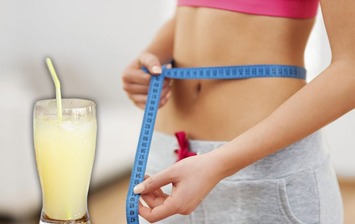Barley water secret weight loss tool