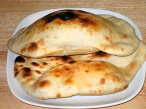 naan bread 300x225 - How to make naan with yeast