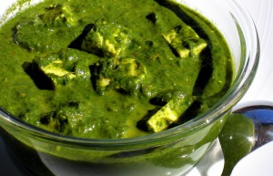 recipe of palak paneer 300x193 - Delicious Palak paneer recipe