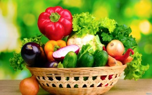 vegetables basket 300x188 - 8 superfoods for super weight loss