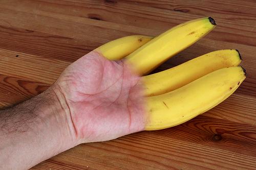 Banana Almond Kheer