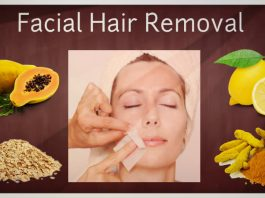 Simple tips To Remove Upper Lip Hair Naturally