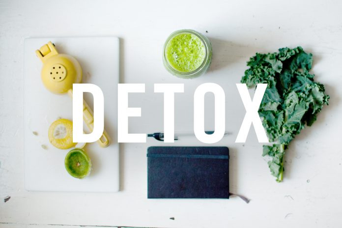 10 Foods to get rid of toxic substances