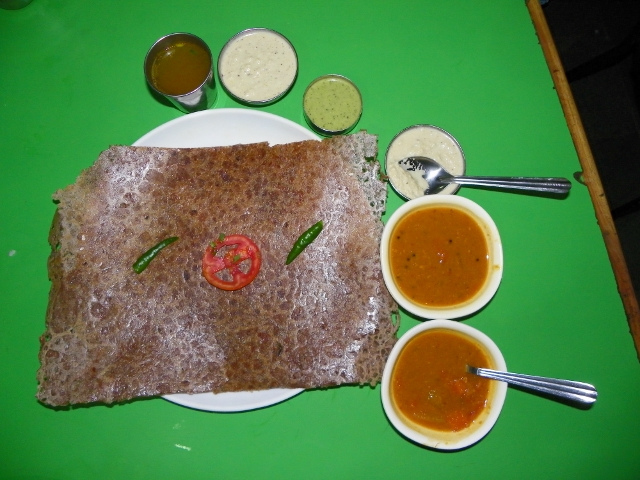Healthy Ragi Dosa Recipe For Breakfast