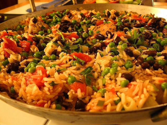 2215423903 013f672e46 z - Delicious Tomato Rice With Peas Recipe