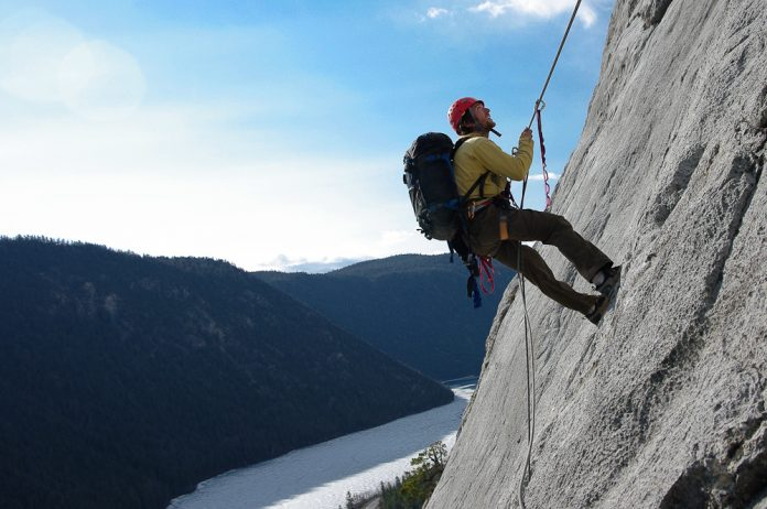 health benefits of rock climbing