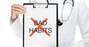 Some Bad Habits Are Good For Health