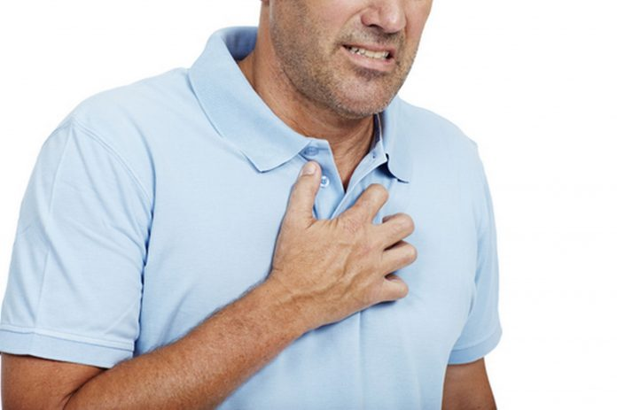 8 causes of chest pain