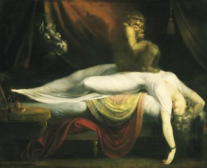 sleep paralysis, sleep, night,