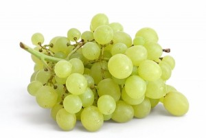table grapes on white 300x201 - Fruit Face pack for glowing skin