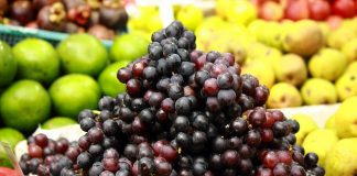Grapes for weight loss