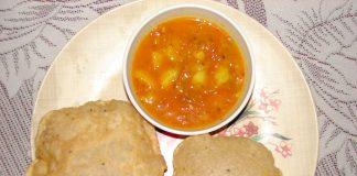 Besan Puri Recipe For Breakfast