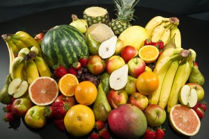 Culinary fruits top view 300x200 - Foods To Eat During Pregnancy To Get A Fair Baby