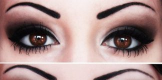 Mistakes You Make While Putting Eye Liner