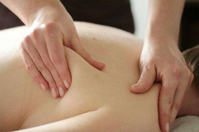 Health benefits of body massage