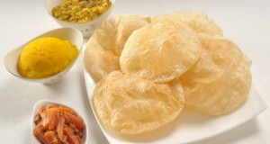 plain flour poori 300x160 - Besan Puri Recipe For Breakfast