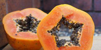 Health benefits of dried papaya