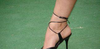 Health dangers of high heels