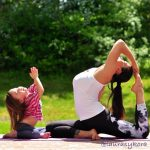 Laura Sykora Yoga with Daughter 1 150x150 - Laura Sykora Yoga with Daughter