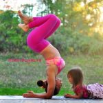 Laura Sykora Yoga with Daughter 11 150x150 - Laura Sykora Yoga with Daughter