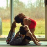 Laura Sykora Yoga with Daughter 13 150x150 - Laura Sykora Yoga with Daughter